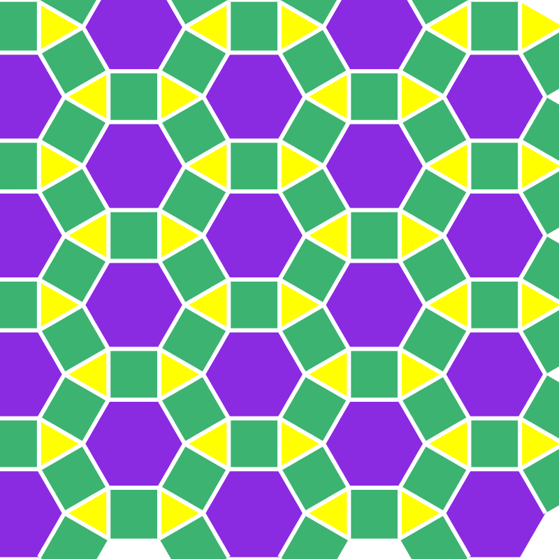Image result for area tiling the plane